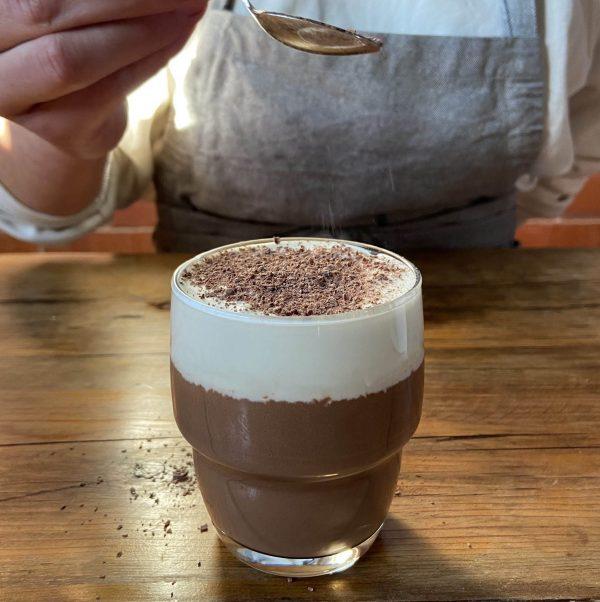 Chocolate a la taza bean-to-bar