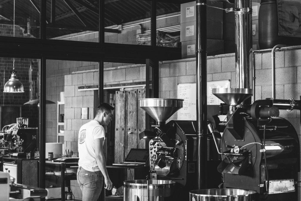 Máquinas tostadoras de café de especialidad y cacao bean-to-bar